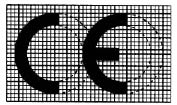 The CE marking of conformity